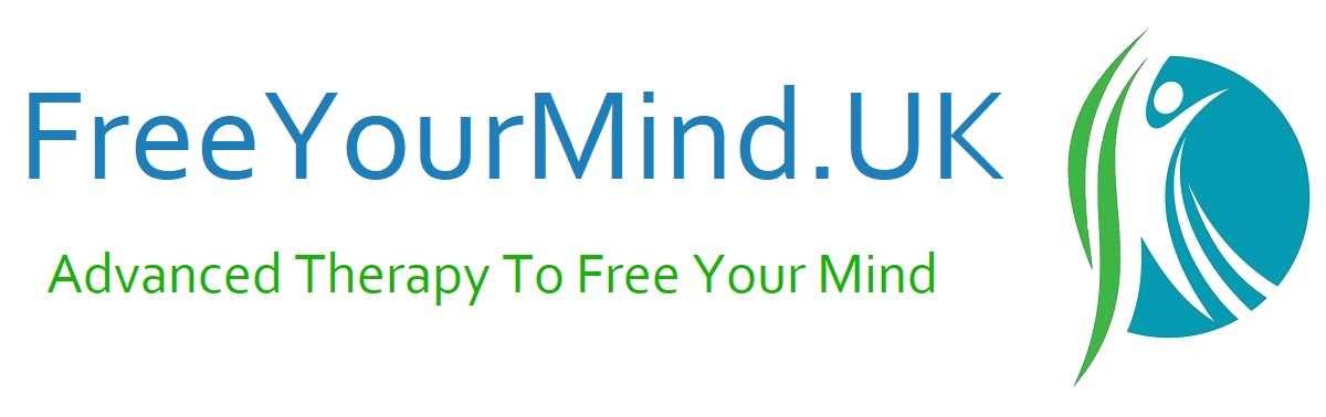 Logo hypnotherapy London Surrey